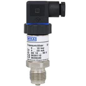 WIKA S-10 Pressure Transmitter