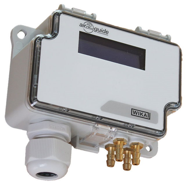 WIKA A2G-52 Dual Differential Pressure Transmitter
