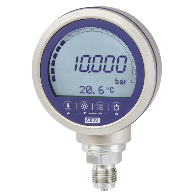 WIKA CPG1500 Digital Pressure Gauge