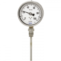 WIKA Gas-actuated thermometer model 73