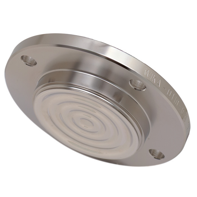 WIKA 990.60 Sterile Connection Diaphragm Seal