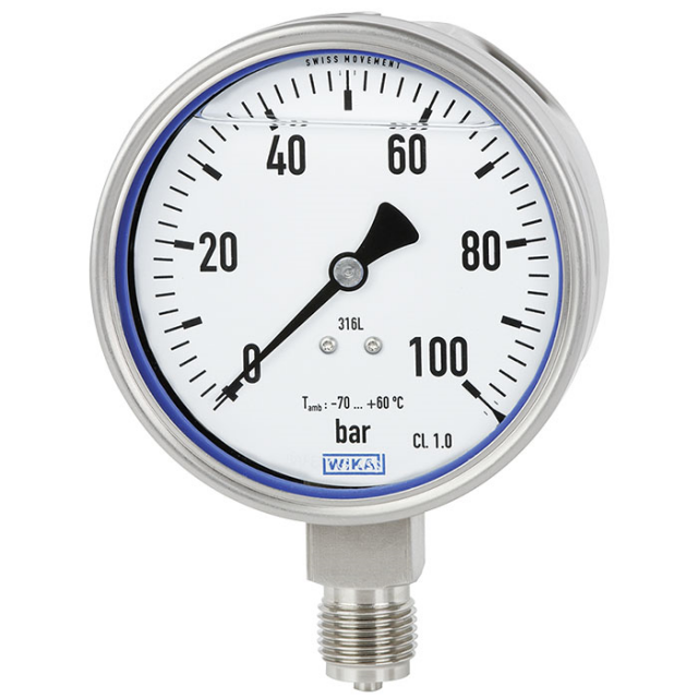 PG23LT Bourdon Tube Pressure Gauge