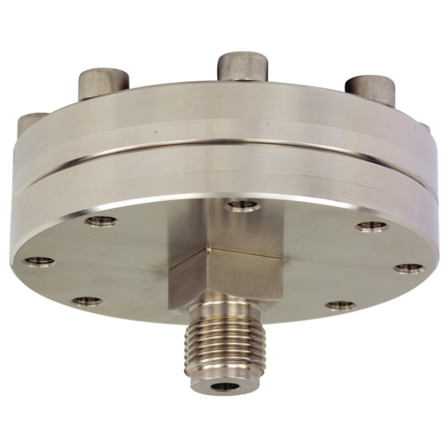 WIKA 990.40 Threaded Connection Diaphragm Seal