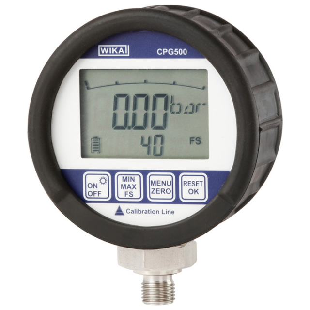 WIKA CPG500 Digital Pressure Gauge