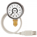 PGT10 USB Pressure Gauges with Electrical Output Signal