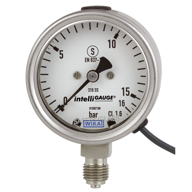 PGT23.063 Pressure Gauges with Electrical Output Signal