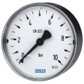 WIKA 111.12 Bourdon Tube Pressure Gauge