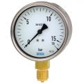 WIKA 212.20 Bourdon Tube Pressure Gauge
