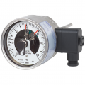 WIKA TGS55 Thermometer with switch contacts