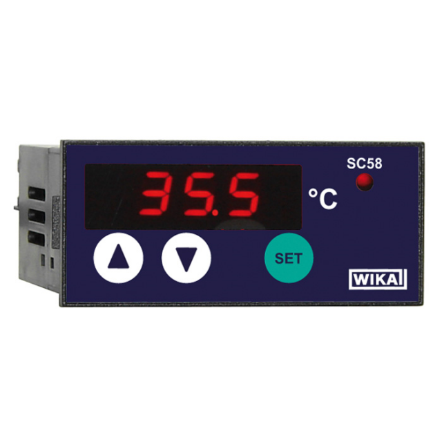 WIKA CS58 PID Temperature Controller
