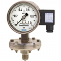 WIKA PGT43HP Pressure Gauges with Electrical Output Signal