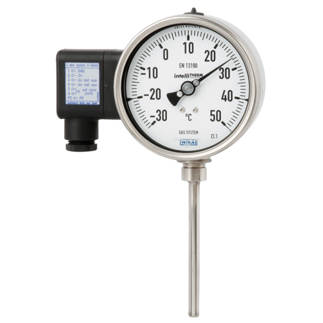 WIKA TGT73 Temperature Measuring Instruments with Electrical Output Signal.