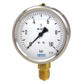 WIKA 213.53 Bourdon Tube Pressure Gauge
