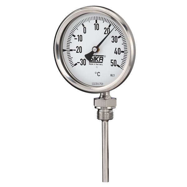 Bi Metal Dial Thermometers Gms Instruments