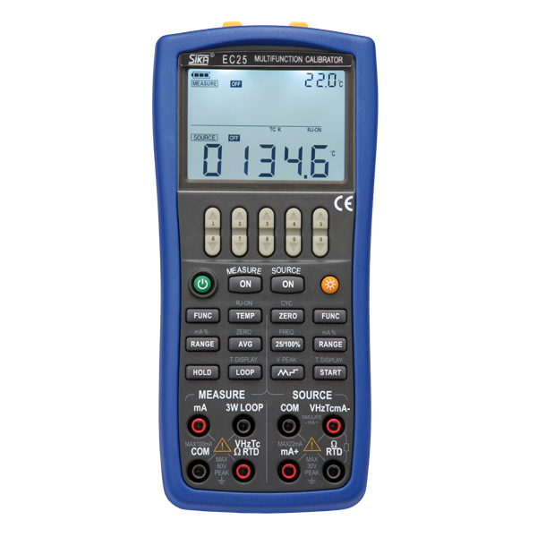 SIKA_EC_25_Multifunction_Process_Calibrators