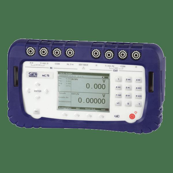 SIKA MC 75.2 Multifunction Process Calibrator