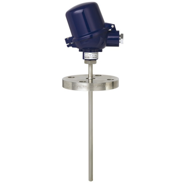 WIKA TR10-F Flanged Resistance Thermometer