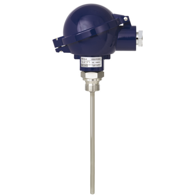 WIKA TR10-H Resistance Thermometer