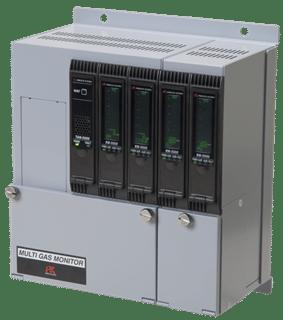 Riken_Keiki_RM-5000_Multi-channel_Gas_Monitoring_System