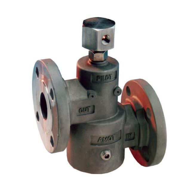4418F Stainless Steel High Pressure 2-Way Valve