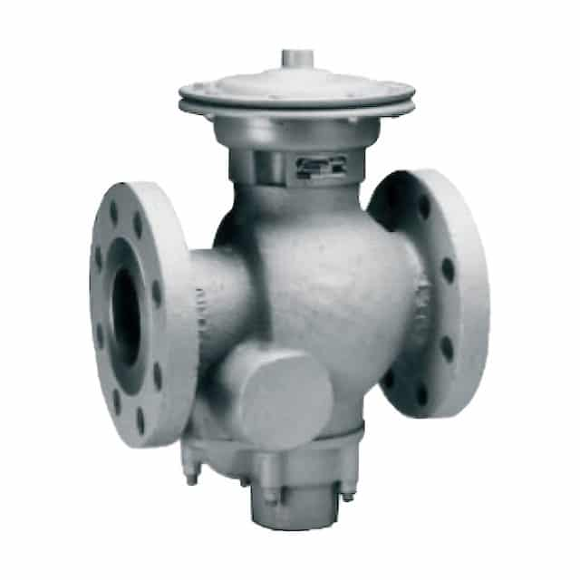 AMOT 2180 Diaphragm Operated 2-Way Gas Valve