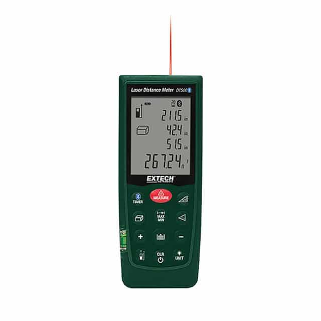 Extech-DT500-Laser-Distance-Meter-with-Bluetooth