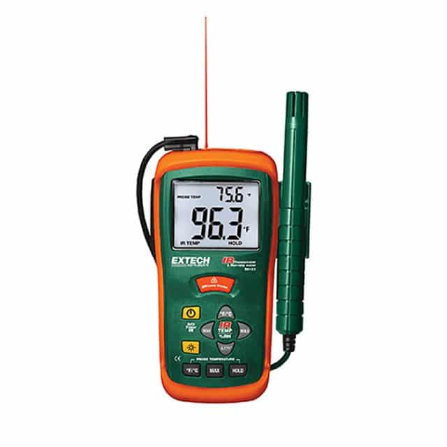 Extech-RH101-Hygro-Thermometer-+-InfraRed-Thermometer