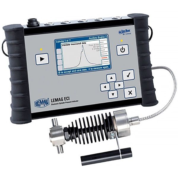 LEMAG Electronic Cylinder Pressure Indicator (ECI)