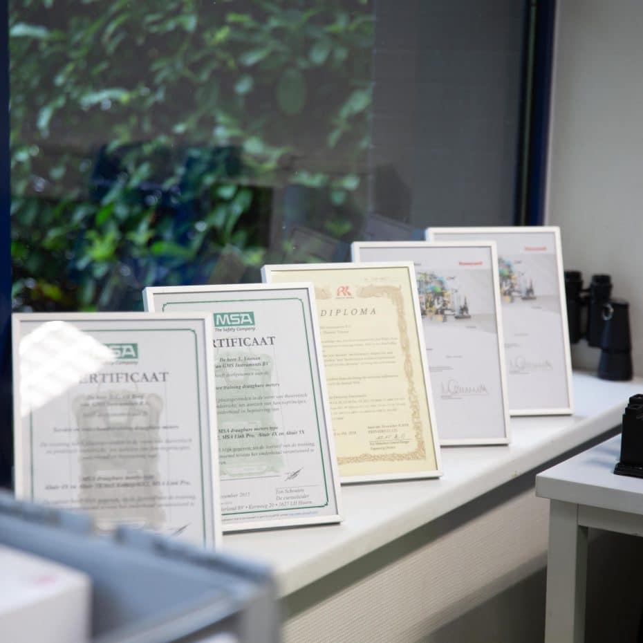 GMS_Instruments_Service_Technicians_Certificates
