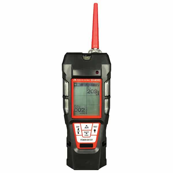 Riken_Keiki_GX-6000 Portable Multi Gas Detector