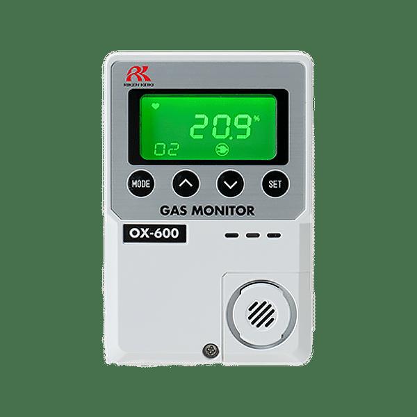 Riken_Keiki_OX-600_Indoor_Oxygen_Monitor