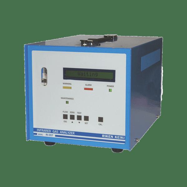 Riken_Keiki_RI-557_Compact_Infrared_Gas_Monitor