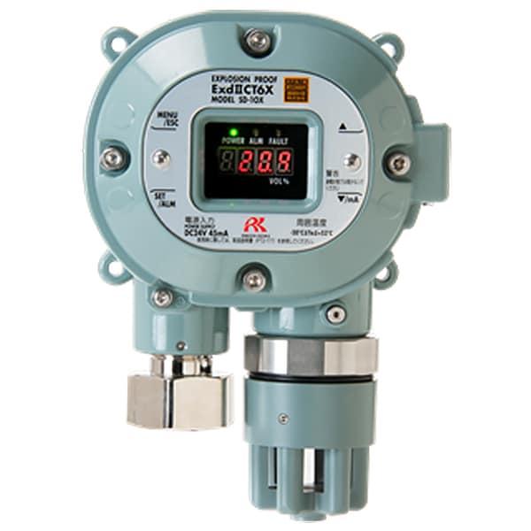 Riken_Keiki_SD-10X_Smart_Transmitter_Gas_Detector