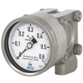 WIKA 722.14-732.14-762.14 Differential Pressure Gauge