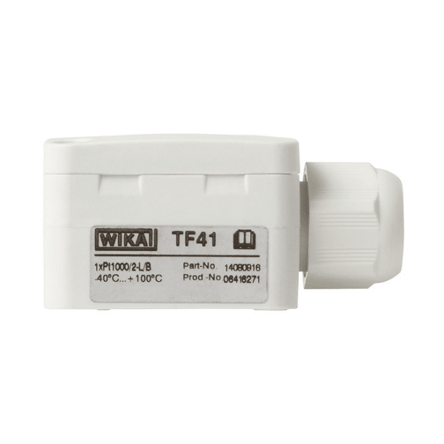 WIKA TF41 Resistance Thermometer