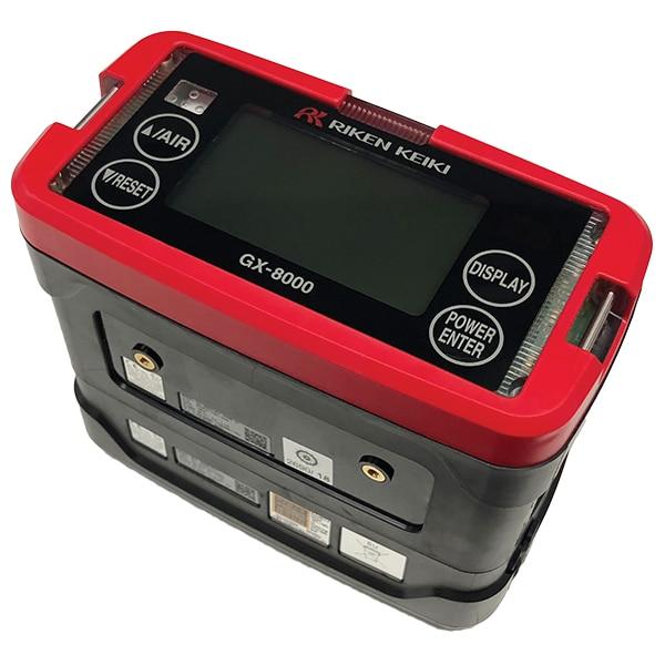 Riken_Keiki_GX-8000_Portable_Multi_Gas_Monitor