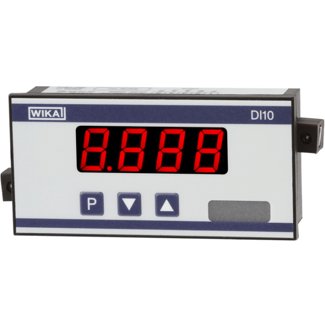 WIKA_DI10_Digital_Indicator_Panel_Mount