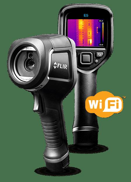 FLIR_E5_Handheld_Thermal_Imaging_Camera
