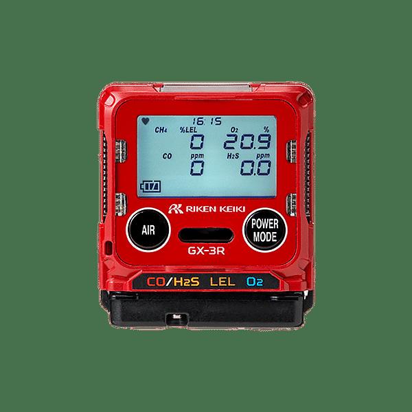 Riken_Keiki_GX-3R_Portable_Gas_Detector