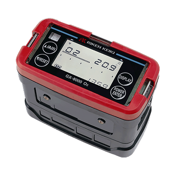 Riken_Keiki_GX-8000-02_Portable_Single_Gas_Monitor