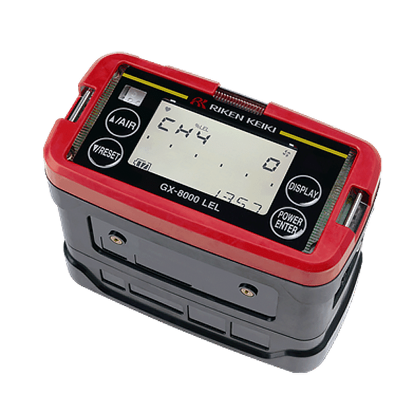 Riken_Keiki_GX-8000_LEL_Portable_Single_Gas_Monitor