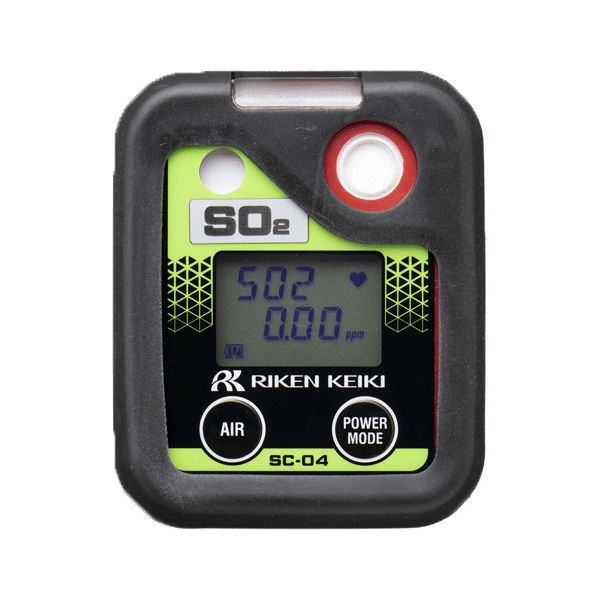 Riken_Keiki_SC-04_Portable_Gas_Detector