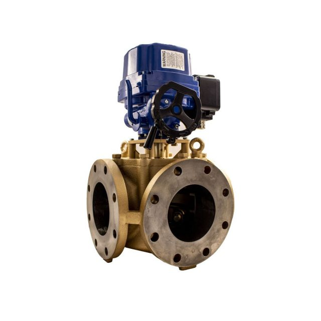 AMOT-Model-GG-Electric-Actuated-Temperature-Control-Valve