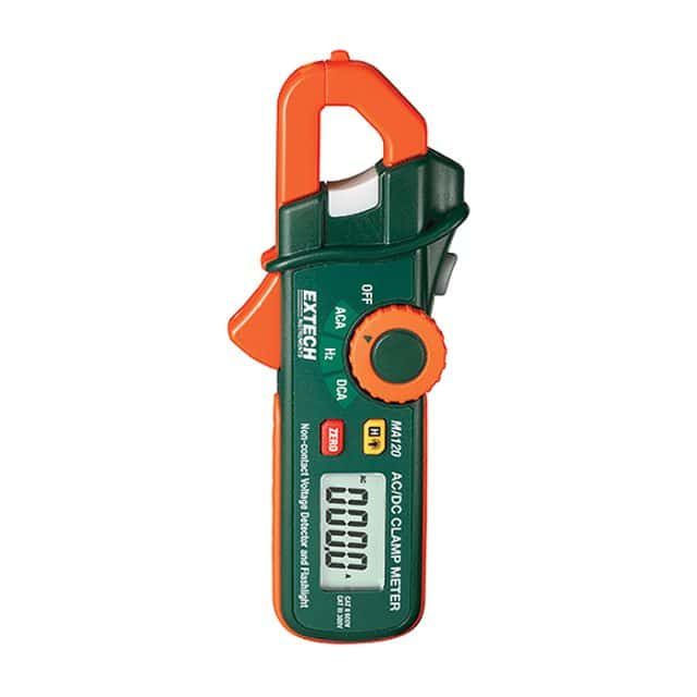 Extech-MA120-Mini-Clamp-Meter-Voltage-Detector