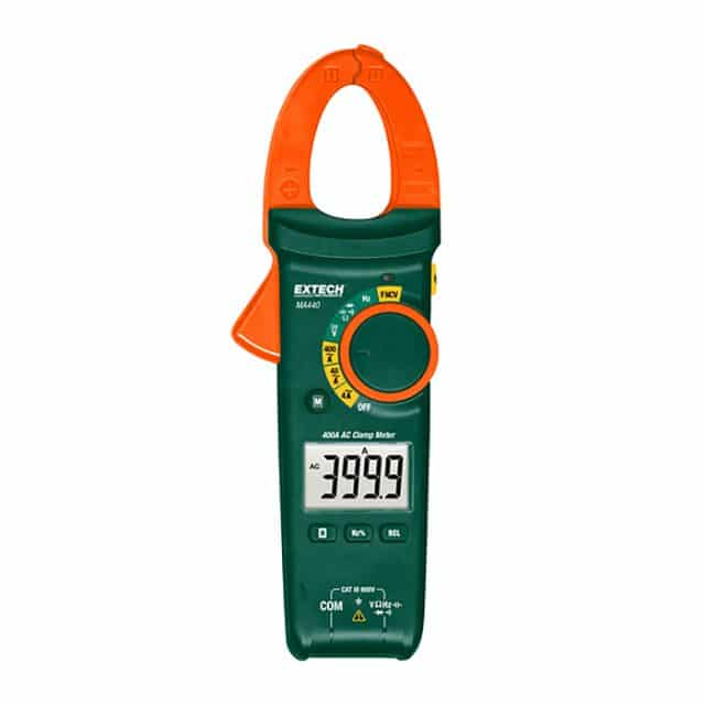 Extech-MA440-400A-AC-Clamp-Meter-+-NCV