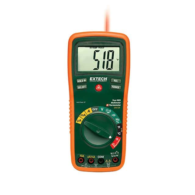 Extech-EX470A-Multimeter+Infrared-Thermometer